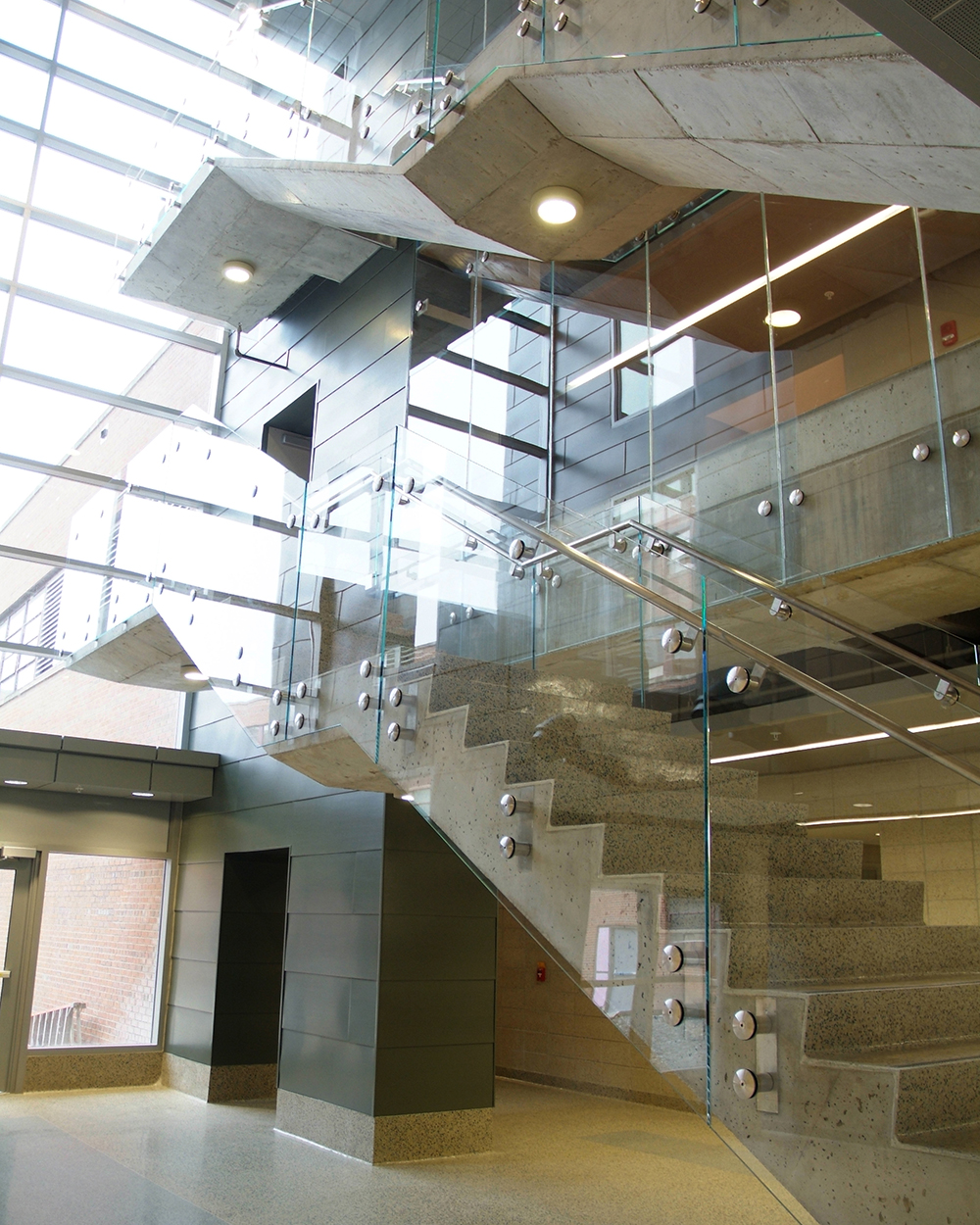 Apartments In Ames Iowa: ISU Coover Hall